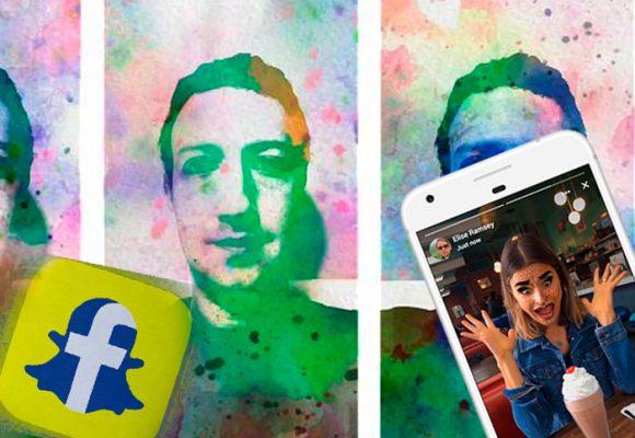 Mark Zuckerberg y su obsesión con Snapchat