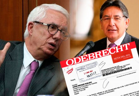 El contrato del Fiscal Martínez con la Ruta del Sol