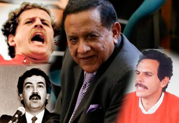 General Maza Márquez, de héroe a villano, condenado a morir en la cárcel