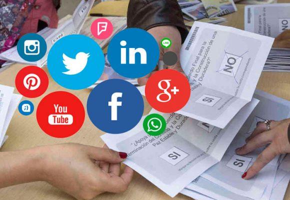 El activismo digital y las redes sociales en el futuro político del Meta
