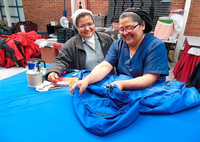 Las dos monjas del 20 de julio que deslumbraron con su ropa a los alemanes
