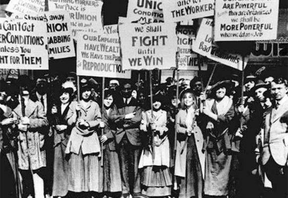 8 de marzo: la misma lucha desde 1910