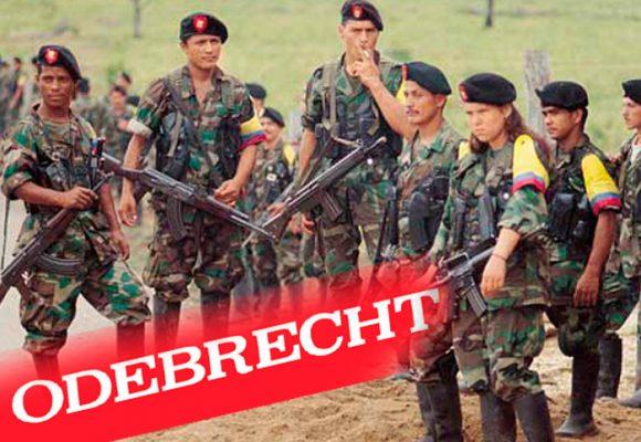 Las 10 obras por las que Odebrecht le habría pagado a las Farc