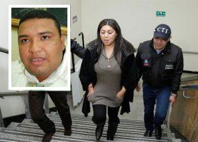 El exalcalde y exescolta de Oneida Pinto que la mandó a la cárcel