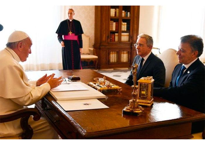 Video: El regaño del Papa a los políticos