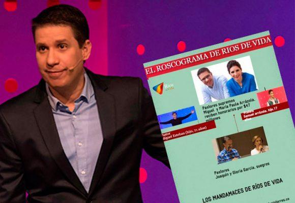 La investigación que enfureció al pastor Miguel Arrázola