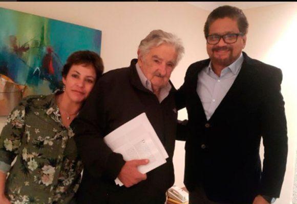 """""""La implementación está saliendo más dura que las balas"""", las Farc se quejan con Pepe Mujica"""