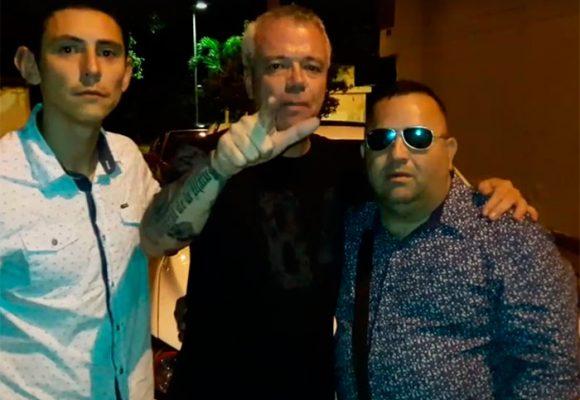 Video: El matoneo de Popeye a un comediante en Bucaramanga