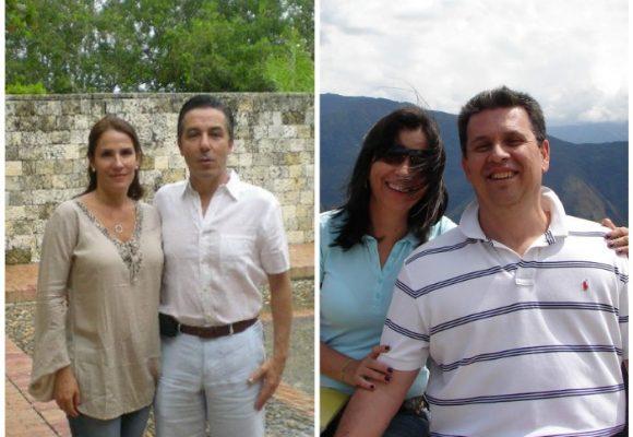 Roberto Prieto y Andrés Giraldo, historia de una amistad atravesada por los negocios