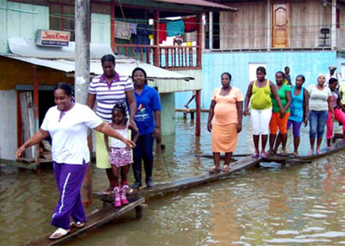 Obras en el olvido en Riosucio Chocó