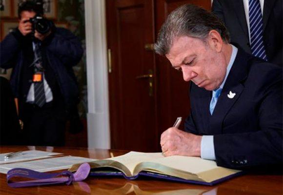Las conclusiones de la cumbre gobierno Santos – Farc en Cartagena