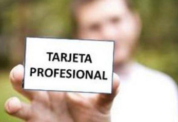 """Ambientalistas: """"Consejo Profesional de Administración Ambiental, sin tarjeta profesional no podemos trabajar"""""""