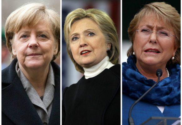 Las 100 mujeres más poderosas del mundo según Forbes