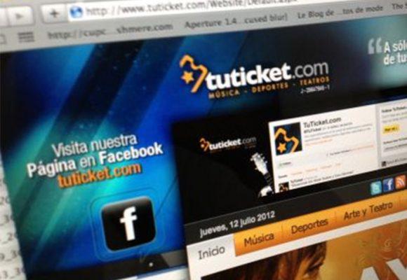 Tuticket.com, una estafa disfrazada de organizadores de conciertos