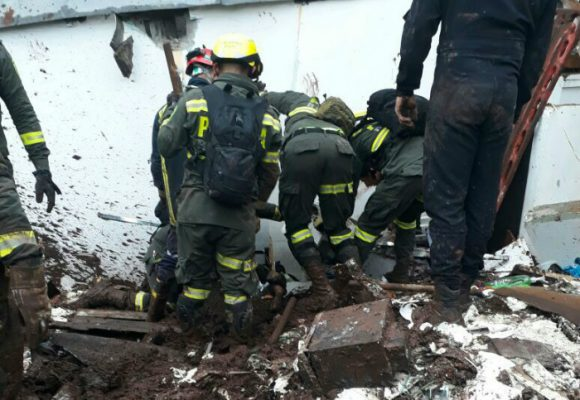 Tragedia en Manizales: 70 familias afectadas