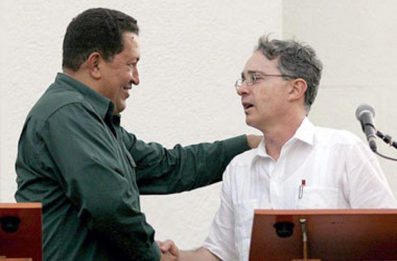 Fue Alvaro Uribe el que casi convierte al país en otra Venezuela ...