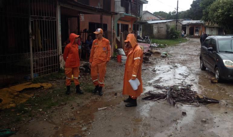 ¿Florencia para cuándo? Inminente riesgo de inundación por lluvias