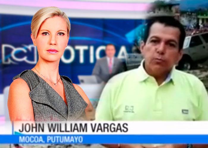 El cubrimiento de Noticias RCN de la tragedia de Mocoa: réplica a una Nota Ciudadana de Iván Coello