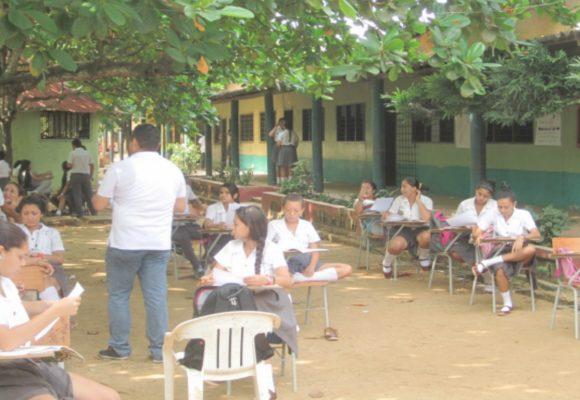 La paz depende de los docentes