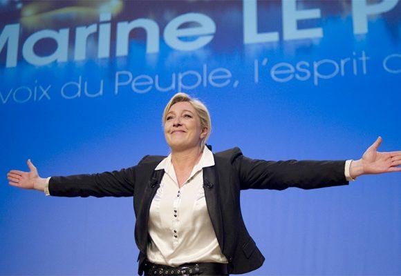 Marine Le Pen, la ultraderechista que defiende a los obreros