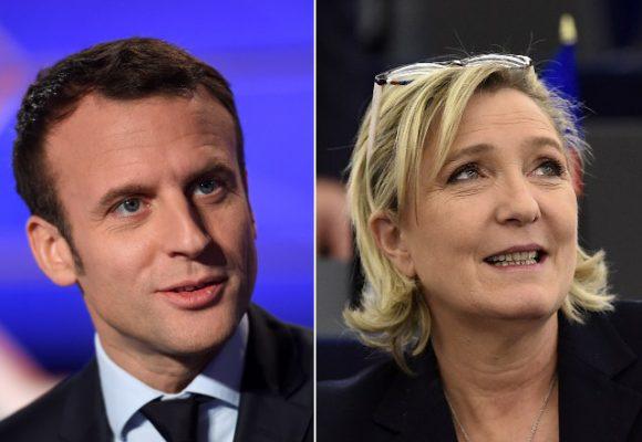 Macron y Le Pen se disputarán la presidencia de Francia