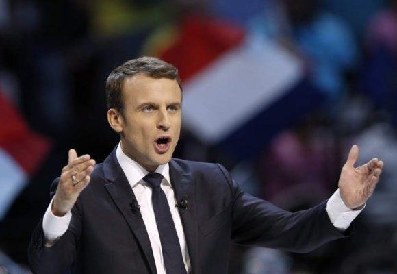 Emmanuel Macron, el banquero antisistema que quiere ser presidente de Francia