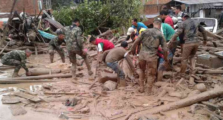 Sigue la tragedia en Mocoa... y ya a nadie le importa