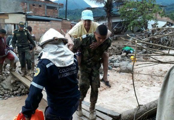 Un sobreviviente describe las horas  de angustia vividas en Mocoa