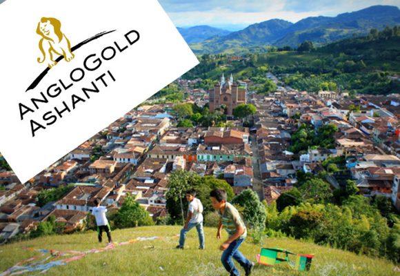 Sigue la mala hora para Anglo Gold Ashanti en Colombia