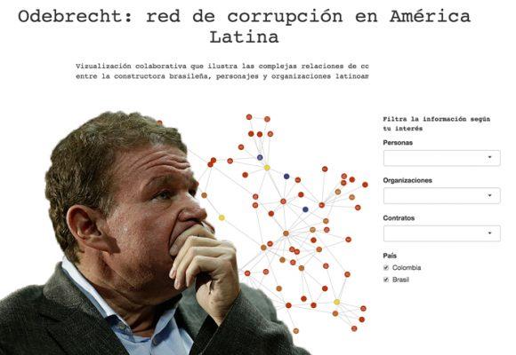 Periodistas de América Latina se unen para no dejar marchitar caso Odebrecht