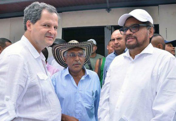 Sergio Jaramillo e Iván Márquez pasarán al tablero frente a las potencias del mundo