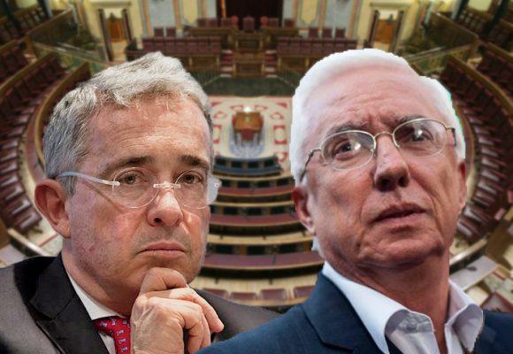 Robledo y Uribe se acercaron en el debate sobre la corrupción de Oderbrecht