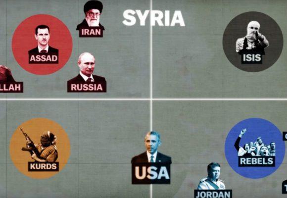 En video: El conflicto de Siria explicado en 5 minutos