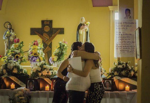 Solidaridad con las víctimas recorre la Semana Santa