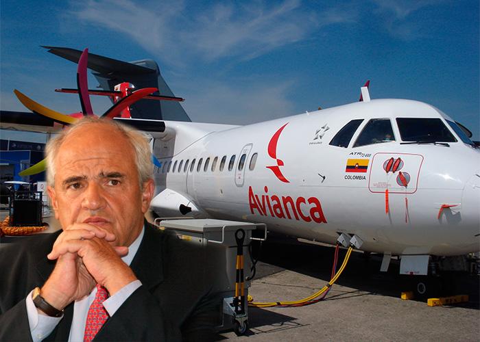 Avianca: sobre el vuelo a Armenia en el que viajaba el expresidente Samper