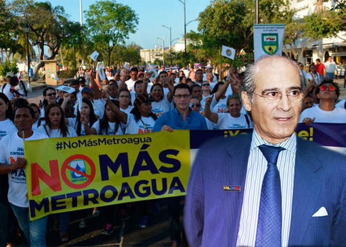 El español que manejaba el agua en Barranquilla y Santa Marta, terminó detenido en España