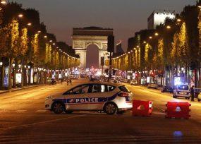 Ataque en París tres días antes de las elecciones en Francia