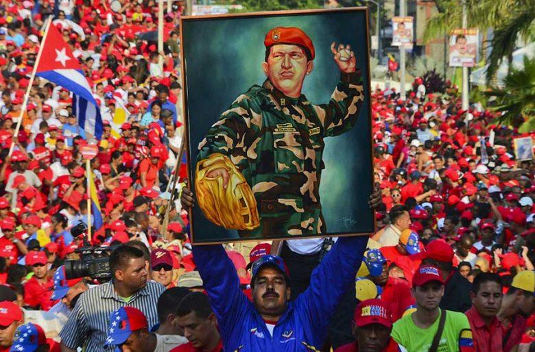 Las mentiras sobre lo que pasa en Venezuela
