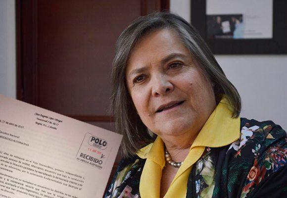Clara López sacrifica el Polo por la candidatura presidencial