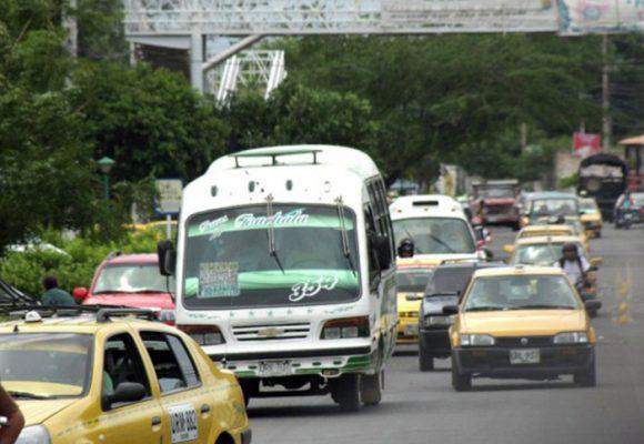 Pico y placa automotor en Cúcuta desde el 17 de abril
