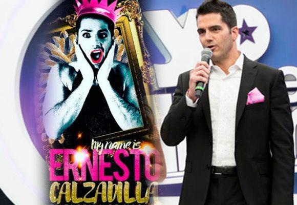 La salida del closet de Ernesto Calzadilla
