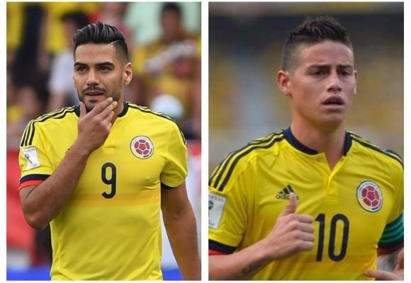 James, Falcao y el fútbol colombiano: ¡Qué tristeza!