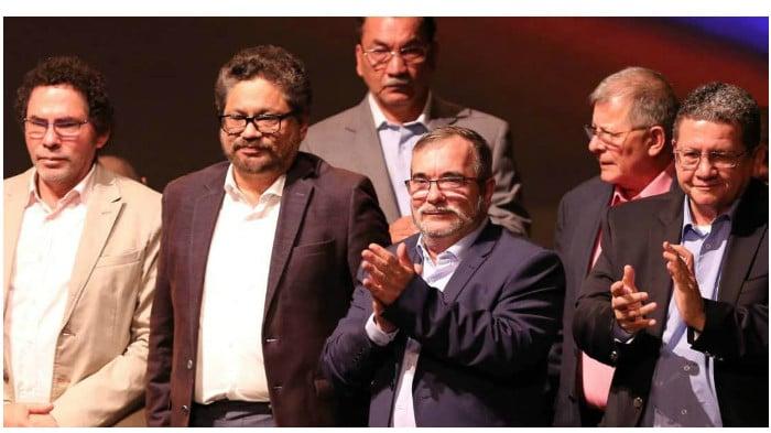 El nuevo partido de las Farc, sin monstruos