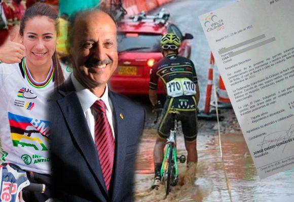 Los pecados de la Federación de Ciclismo que Mariana Pajón no quiere ver