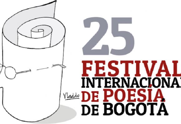 Se acerca el Festival Internacional de Poesía de Bogotá