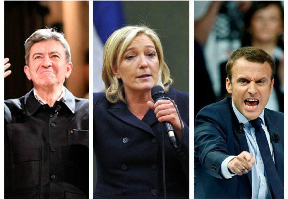En la recta final de las elecciones, Francia se debate entre los extremos