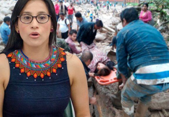 La soledad de la gobernadora indígena del Putumayo