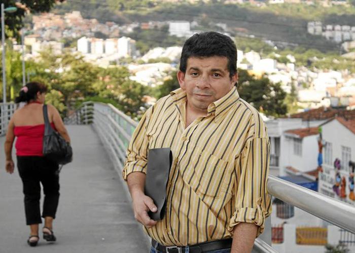 José Gualdrón, el veedor más implacable de Colombia