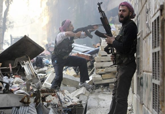 Cómo discutir sobre Siria y no morir en el intento