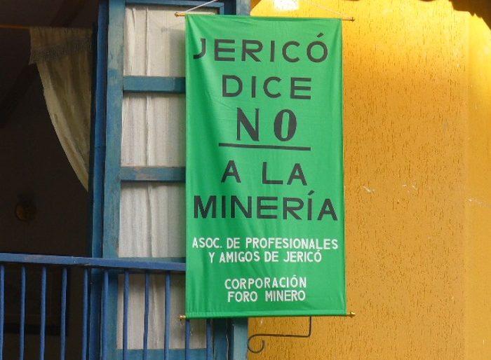 Jericó (Antioquia) prohíbe la minería metálica